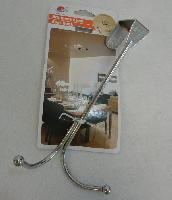 Stainless Steel Door Hook [Double]